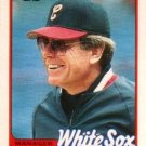 1989 Topps Traded #120T Jeff Torborg Chicago White Sox