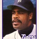 1989 Topps Traded #124 Gary Ward Detriot Tigers
