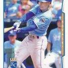 2014 Topps #3 Jarrod Dyson Kansas City Royals