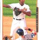 2014 Topps #83 Jonathan Schoop Baltimore Orioles RC