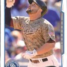 2014 Topps #129 Yonder Alonso San Diego Padres