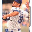 2014 Topps #214 James Shields Kansas City Royals