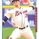 2014 Topps #316 Mike Minor Atlanta Braves