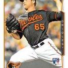 2014 Topps #516 Mike Belfiore Baltimore Orioles
