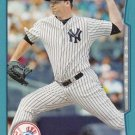 2014 Topps #137 Boone Logan New York Yankees Blue Parallel