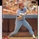1986 Topps #16 Rick Schu Philadelphia Phillies