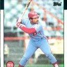 1986 Topps #69 Luis Aguayo Philadelphia Phillies