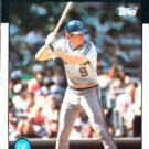 1986 Topps #119 Barry Bonnell Seattle Mariners