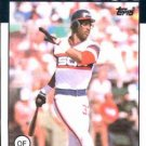 1986 Topps #139 Daryl Boston Chicago White Sox