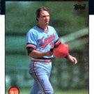 1986 Topps #162 Greg Gagne Minnesota Twins