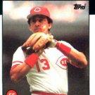 1986 Topps #195 Dave Concepcion Cincinnati Reds