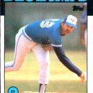 1986 Topps #196 Doyle Alexander Toronto Blue Jays