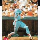 1986 Topps #200 Mike Schmidt Philadelphia Phillies