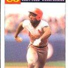 1986 Topps #201 Vince Coleman St. Louis Cardinals RB