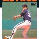 1986 Topps #268 Mike Scott Houston Astros