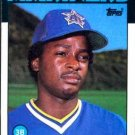 1986 Topps #337 Darnell Coles Seattle Mariners