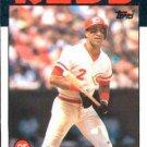 1986 Topps #342 Gary Redus Cincinnati Reds