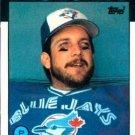 1986 Topps #435 Bill Claudill Toronto Blue Jays