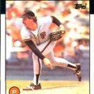 1986 Topps #463 Jim Gott San Francisco Giants