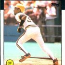 1986 Topps #525 Marvell Wynne Pittsburgh Pirates