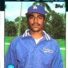 1986 Topps #654 Ken Howell Los Angeles Dodgers