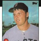 1986 Topps #661 Roger Clemens Boston Red Sox