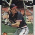 1986 Topps #674 Pat Tabler Cleveland Indians