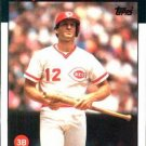 1986 Topps #677 Nick Esasky Cincinnati Reds