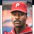 1986 Topps #689 Dave Stewart Philadelphia Phillies