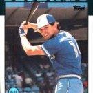 1986 Topps #694 Garth Iorg Toronto Blue Jays