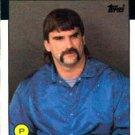 1986 Topps #737 Pete Vuckovich Milwaukee Brewers