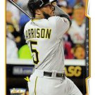 2014 Topps Update #US-8 Josh Harrison Pittsburgh Pirates All Star