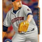 2014 Topps Update #US-65 Chad Qualls Houston Astros