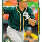2014 Topps Update #US-101 Kyle Blanks Oakland A's
