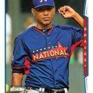 2014 Topps Update #US-199 Julio Teheran Atlanta Braves All Star