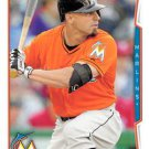 2014 Topps Update #US-205 Reed Johnson Miami Marlins