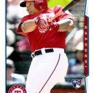 2014 Topps Update #US-241 Michael Choice Texas Rangers RC
