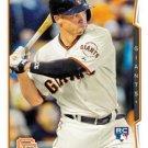 2014 Topps Update #US-271 Juan Perez San Francisco Giants RC