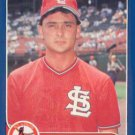 1986 Fleer Update St. Louis Cardinals Team Set