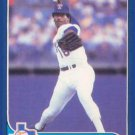 1986 Fleer Update #U-30 Ed Correa Texas Rangers
