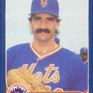 1986 Fleer Update #U-82 Randy Niemann New York Mets