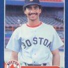 1986 Fleer Update #U-93 Rey Quinonez Boston Red Sox