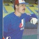 1986 Fleer Update #U-113 Jason Thompson Montreal Expos