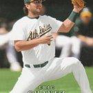 2008 Upper Deck First Edition #430 Eric Chavez Oakland A's