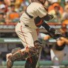 2010 Upper Deck #424 Bengie Molina San Francisco Giants