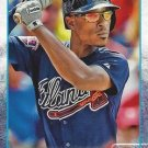 2015 Topps #184 BJ Upton Atlanta Braves