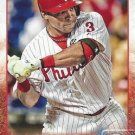 2015 Topps #187 Marlon Byrd Philadelphia Phillies