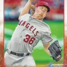 2015 Topps #213 Jered Weaver Los Angeles Angels