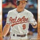 2015 Topps #290 David Lough Baltimore Orioles