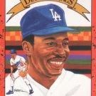 1990 Donruss #19 Willie Randolph Los Angeles Dodgers Diamond Kings